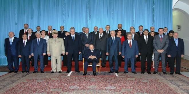 Algerie ministres2