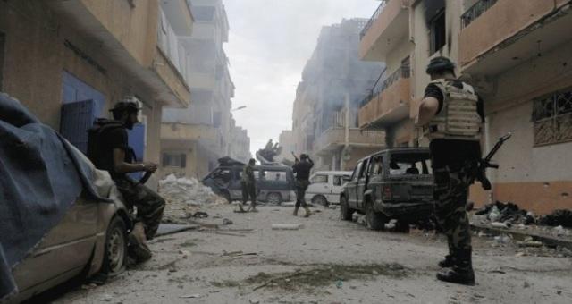 بنغازي..مدينة لا تهدأ فيها الحرب
