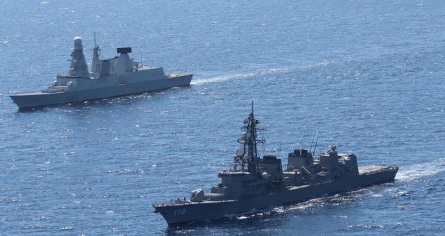الاتحاد الأوروبي يراجع أهدافه العسكرية في ليبيا