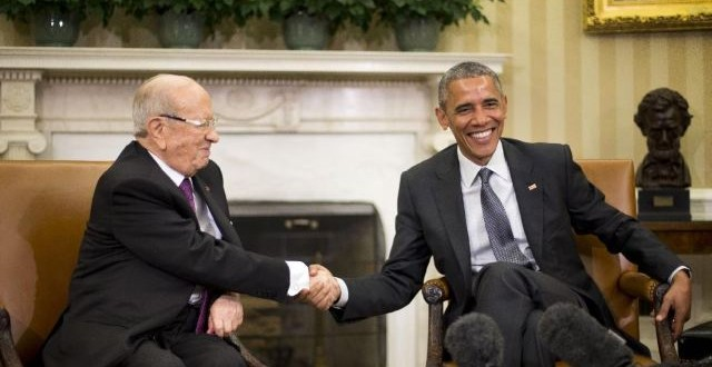 Essebsi Obama-machahid24