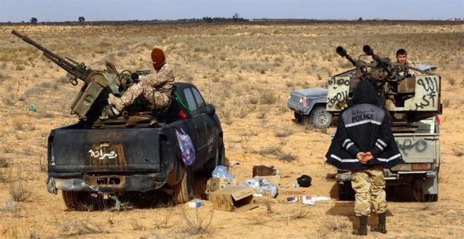 ليبيا: كتائب مصراتة تستعد للتصدي لأي هجوم لتنظيم