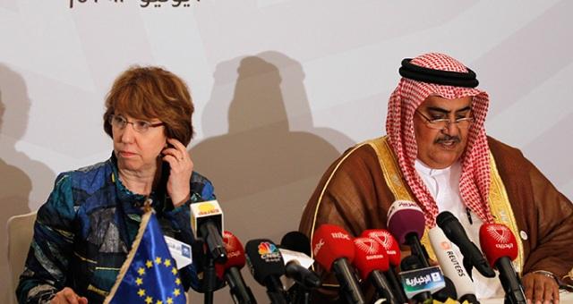 وزراء خارجية الخليج والاتحاد الأوروبي يناقشون