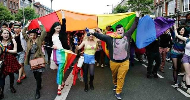 المثليون ينتصرون في أيرلندا