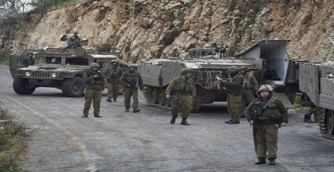 الجيش الإسرائيلي يطلق النار في مزارع شبعة المحتلة