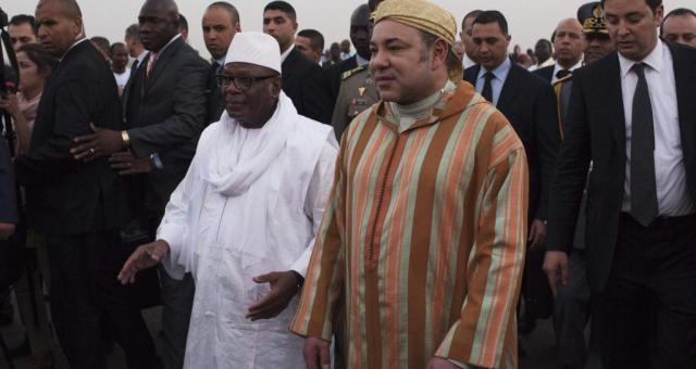جولة الملك محمد السادس الإفريقية تعزيز للشراكة جنوب جنوب