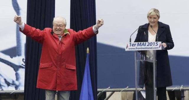 فرنسا: توتر بين الزعيم التاريخي لليمين المتطرف وحزبه