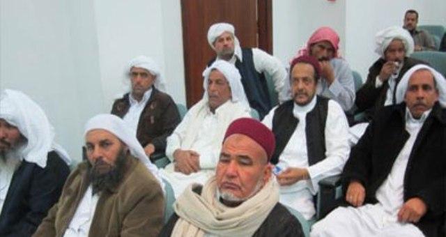 القبائل الليبية تجتمع مجددا في القاهرة