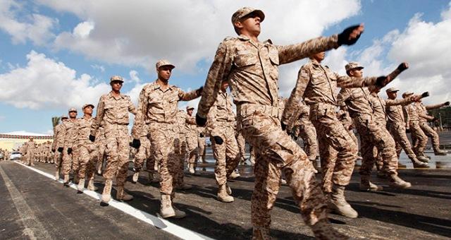 جنديان ليبيان يتابعان في بريطانيا بتهمة اغتصاب رجل