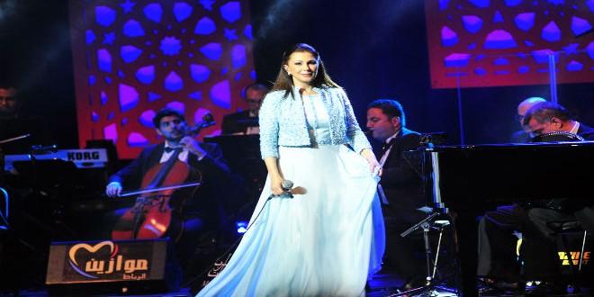 Majda Roumi Mawazine 2015 (6)