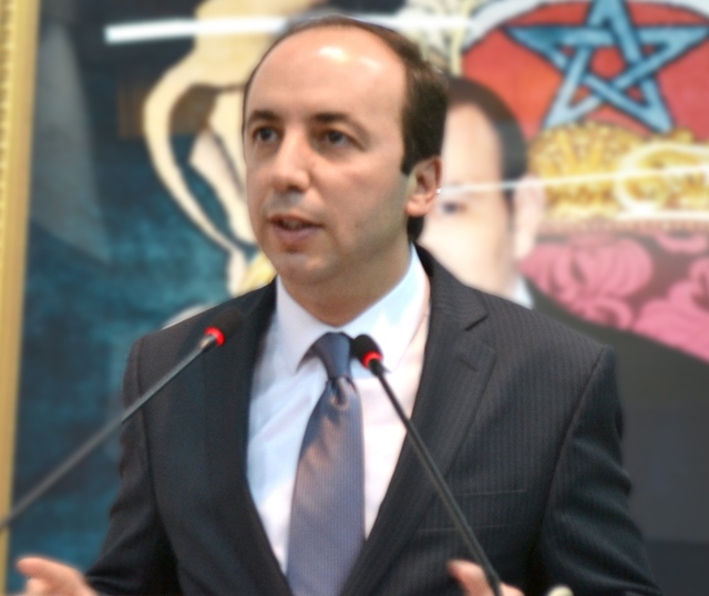 انتخاب المغربي أناس الدكالي نائبا لرئيس الجمعية العالمية للمصالح العمومية للتشغيل في الشرق الأوسط