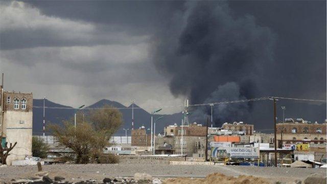 الحوثيون يهاجمون نجران السعودية مجددا