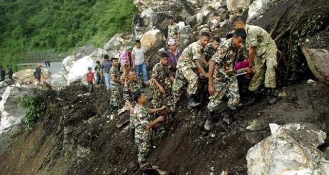 زلزال النيبال: 1000 أوروبي في عداد المفقودين