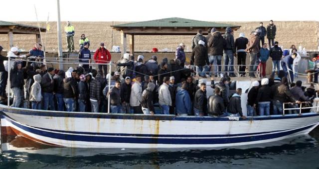 توقيف 16 مهاجرا جزائريا جنوب شرق إسبانيا
