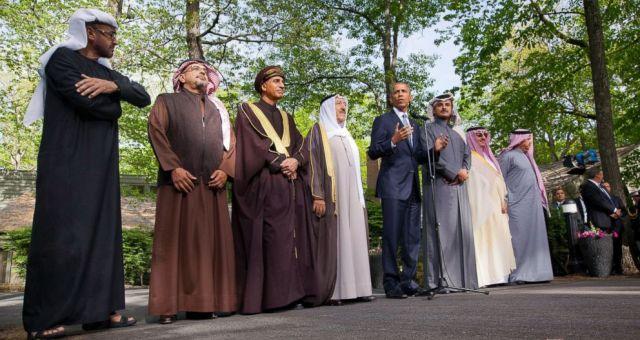 أوباما والخليج وإيران..العزف على وترين