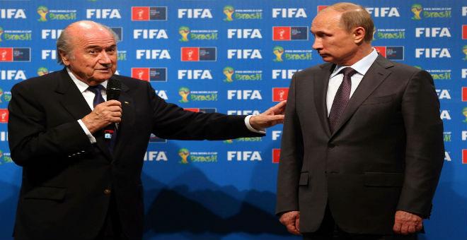 بوتين يؤكد أن روسيا نالت تنظيم كأس العالم عن جدارة