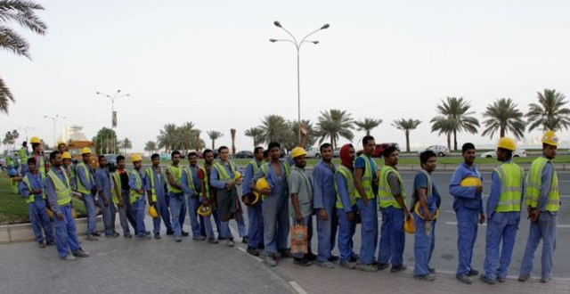 Qtar Workers