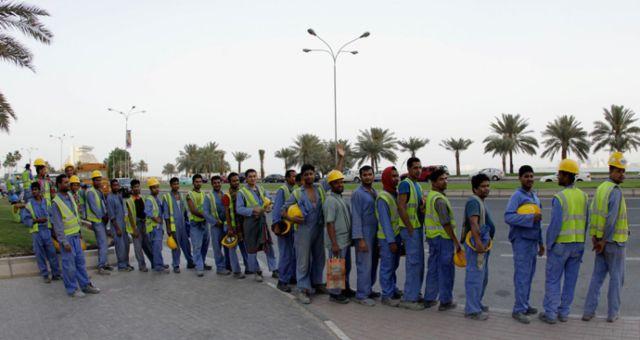 قطر: ممنوع تصوير ظروف عيش العمالة الأجنبية