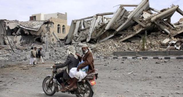 اليمن: غارات جوية على معاقل الحوثيين بصعدة