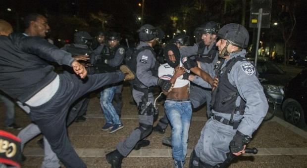 توقع تجدد المواجهات بين يهود الفلاشا والشرطة الإسرائيلية