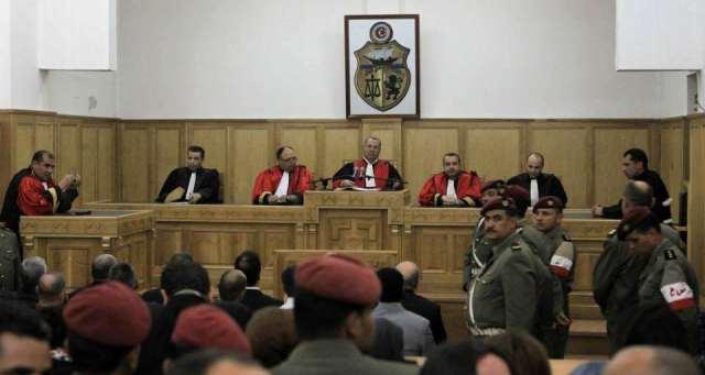 400 قضية فساد معروضة على القضاء التونسي
