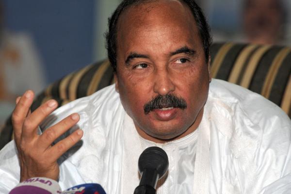 ولد عبد العزيز يؤكد استعداده للحوار مع المعارضة