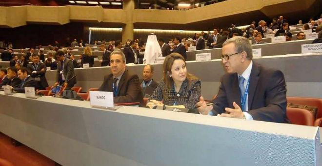 وزيرة مغربية تدعوا لاتخاذ قرارات منصفة للدول النامية