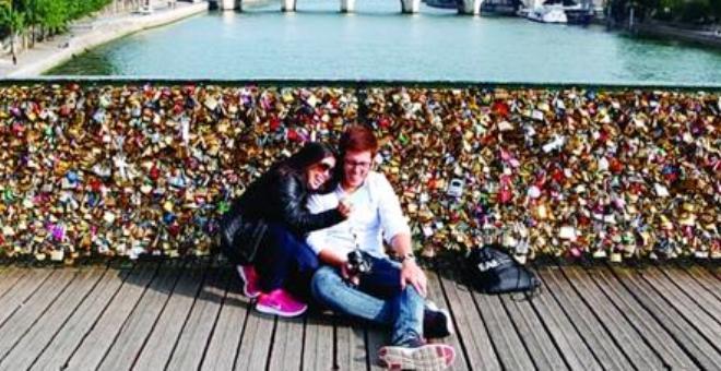 باريس تتخلص من «أقفال الحب»