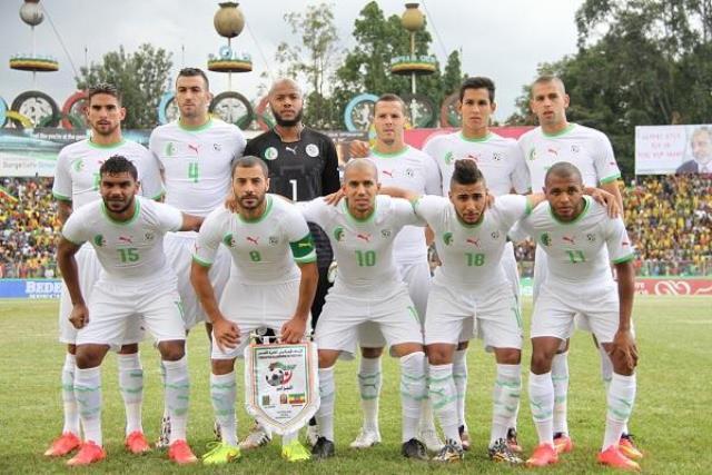 غوركوف يستدعي 23 محترفا للقاء الجزائر أمام السيشل