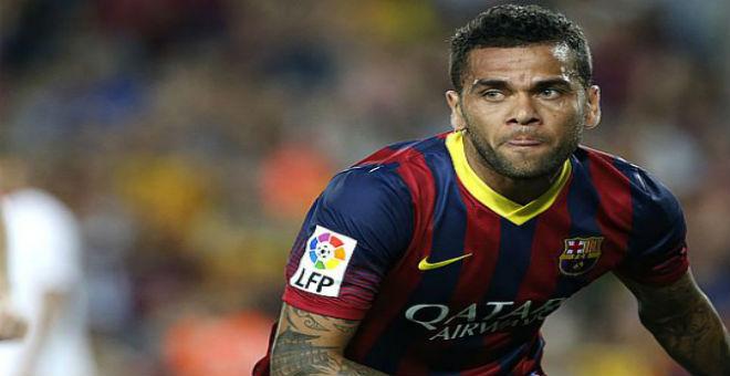 برشلونة يبحث عن خليفة دانييل ألفيس