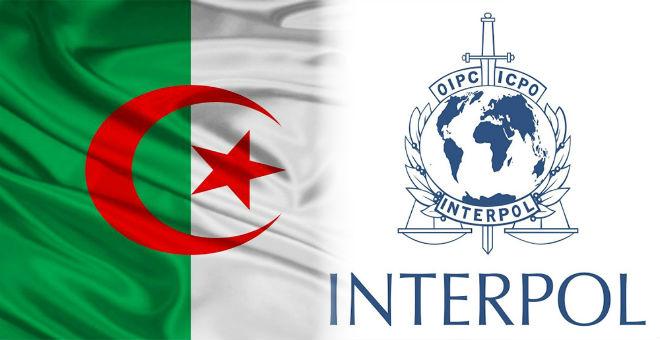 الأنتربول تصدر مذكرة تحذير للجزائر