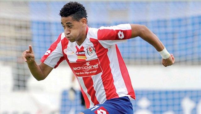 مراد باتنة مطلوب للّعب في تونس