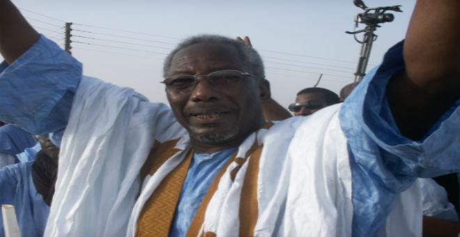 ولد بلخير يطالب الرئيس الموريتاني بالاعتزال