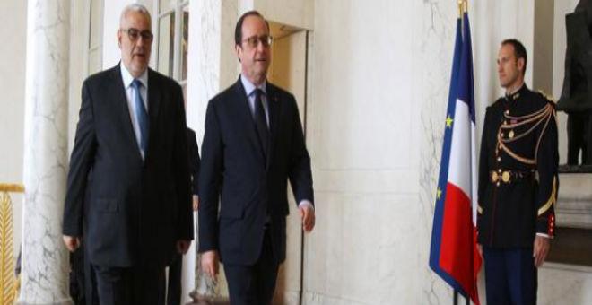 بنكيران: علاقة المغرب بفرنسا عادت بعد عام صعب