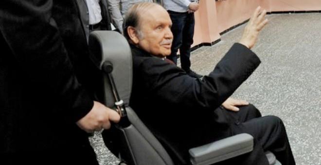 بوتفليقة رئيسا للحزب الحاكم.. إعادة المسرحية مرة أخرى!