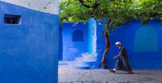 مدينة شفشاون المغربية..قطعة من السماء