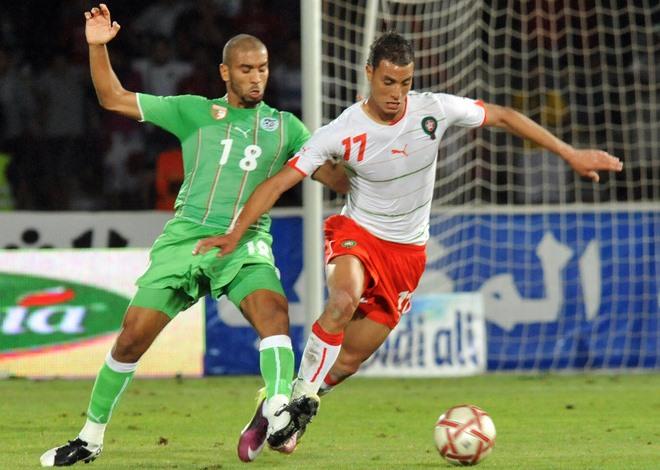 تقدم للمغرب وريادة الجزائر قاريا في تصنيف الفيفا
