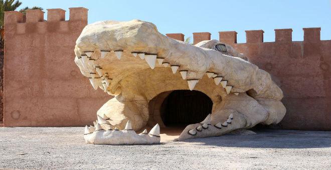لأول مرة بالمغرب..حديقة للتماسيح بأكادير