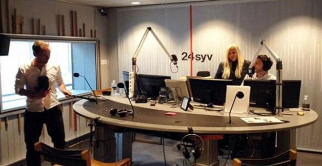 مقدم برامج يقتل أرنبا على الهواء في الدنمارك