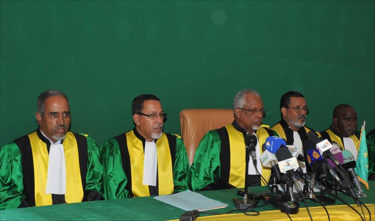 موريتانيا تنتخب عضوا في اتحاد محاكم افريقيا
