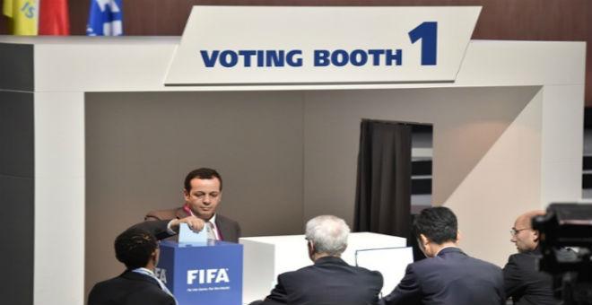 كواليس إنتخابات الفيفا 2015