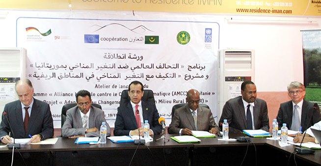 الأسبوع الأوروبي في موريتانيا يفتح المجال للتعاون والشراكة