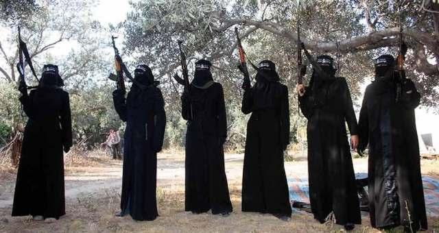 هذا هو عدد التونسيات اللواتي التحقن بداعش