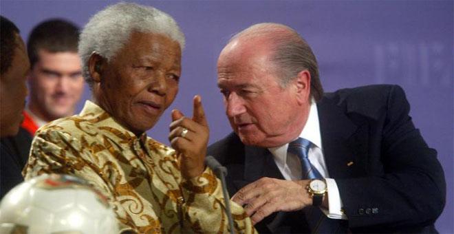جنوب إفريقيا انتزعت مونديال 2010 من المغرب بـ