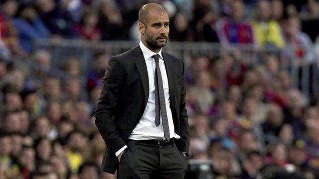 غوارديولا يصدم برشلونة ويرفض الدعوة