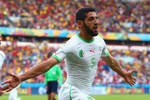 حليش يصدم مدرب المنتخب الجزائري غوركوف