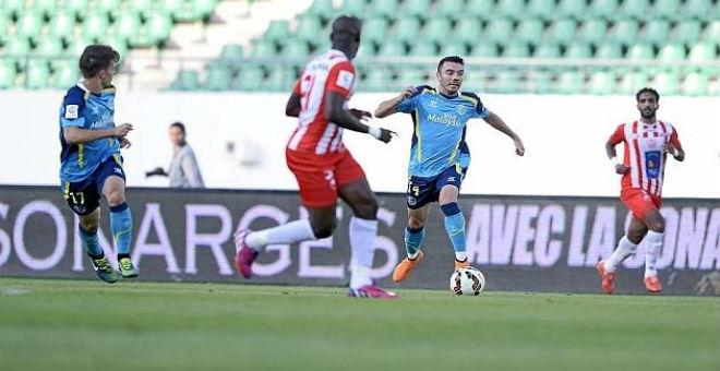 حسنية أكادير يفوز على إشبيلية بطل الدوري الأوروبي