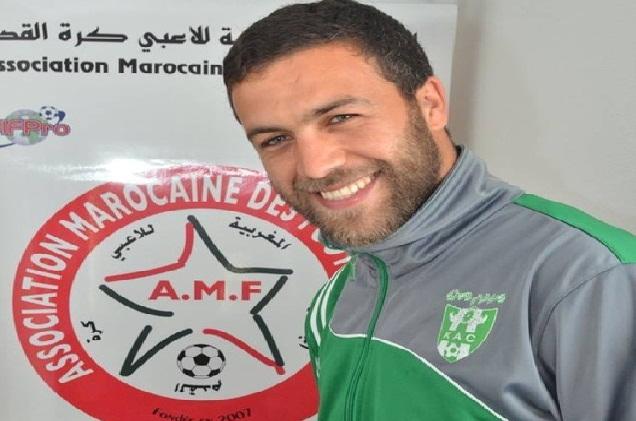 الحواصلي يوقع لنادي الفتح الرباطي المغربي