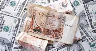 الدينار الجزائري ينخفض ب20 بالمائة من قيمته أمام الدولار