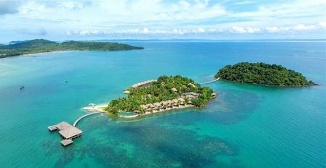 بالصور.. أستراليان يشتريان جزيرة بـ 15 ألف دولار