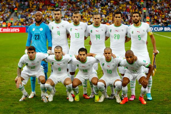 المنتخب الجزائري يواجه السنغال وديا